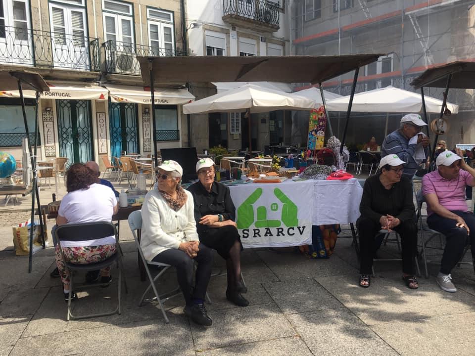 ASRAR está a participar na I Mostra Social nas Muralhas de Valença